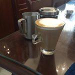 Coffee Sardella - Chris's try!
